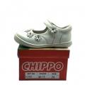 912931 Детски Кожени Обувки White №26-31 - Image 1
