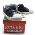 912379-1 Children Leather shoes Blue №21-25