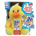 80009-4 IFON Bear and Friends- Duck