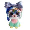 04850-5 Little Bow Pets -Rainbow